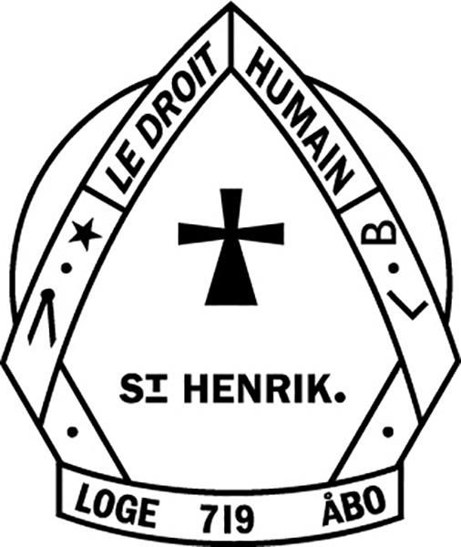 Loge 719 St Henrik logo